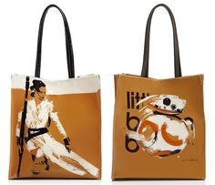 Bloomingdale's Puts A 'Star Wars' Spin On Their Little Brown Bag