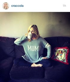 Candice Accola / Candice King in Show Me Your MuMu sweater #fall #comfy #style #fashion
