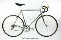 Steel Vintage Bikes - Puch Vent Noir II Vintage Bicycle from the late 1970s