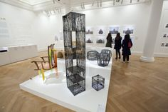 Sotheby's London hosted Unfolding Landscapes, a special selling exhibition of works by graduates of the School of Design of the China Central Academy of Fine Arts (CAFA) – China's premier arts academy – from 2nd-8th November 2012.