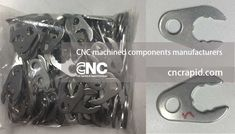 CNC machined components manufacturers in China - cncrapid.com