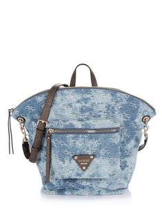Chateau 81 Light Denim Backpack