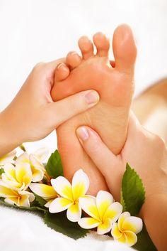 Foot Massage Aromatic Oils