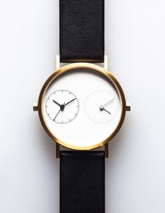 Style - Minimal + Classic: long distance watch by kitmen keung