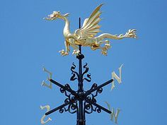 3d dragon weathervane - Google Search