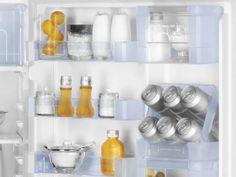 Geladeira/Refrigerador Electrolux Frost Free - Duplex Inox 553L Frosty Cups Infinity DF80X com as melhores condições você encontra no Magazine Siarra. Confira!
