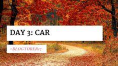 My Dream Family Cars   Blogtober17 Day 3
