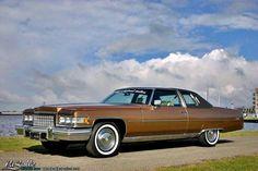 Cadillac Coupe de Ville [Coupe] - 1973