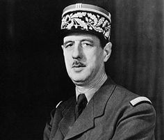 """I have come to the conclusion that politics is too serious a matter to be left to the politicians.""   - General Charles De Gaulle"
