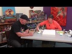 Learn to Paint with Cheryl Findlay - YouTube