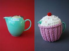 Cupcake Tea Cosy $15