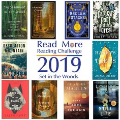 Read More Reading Challenge: A Book Set in the Woods Best Fairy Tales, Richard Powers, Holly Black, National Book Award, Literary Fiction, Reading Challenge, Losing Her, True Stories