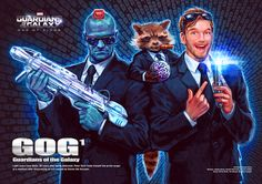 - 'Men in Black' ☆Parody☆ - ☆☆GUARDIANS OF THE GALAXY☆☆ (Yondu Udonta, Rocket Raccoon, Peter Jason Quill) pic.twitter.com/DlqtZOqOTm