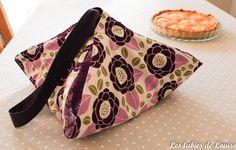 Modèle pour sac à tarte ... Original et simple