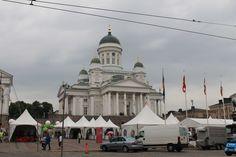 Fotografía: Cristina y Justo- Catedral Luterana. Helsinki