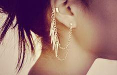 Ear cuff!                                                                                                                                                                                 Mais