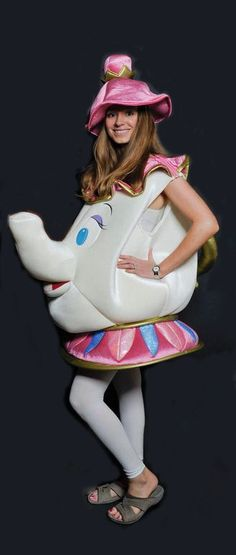 31 Best Mrs Potts Costume Images Beauty The Beast Beauty The