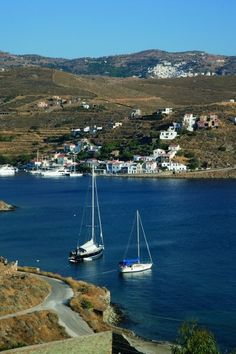 Kea Island, Greece