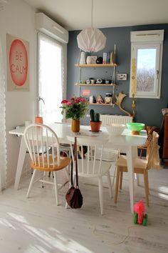 Sweet litting dinner table: www.emiliesanschichi.com