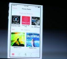 Evento de Apple: Fecha de lanzamiento de iOS 7 y iTunes radio