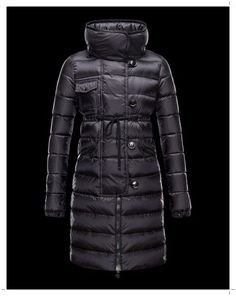 344fa04ff2f Womens Moncler Libellule Down Coat Black - MONCLER Women Coat in Coats and  Jackets for the Modern Lady. Shop with confidence.