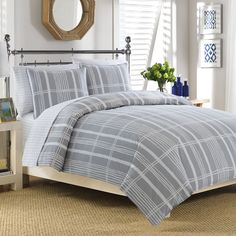 Nautica Marsidas 3-piece Duvet Cover Set