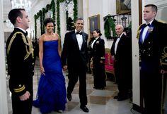 Die Verleihung des Kennedy-Preises endet mit einer Operngala im Kennedy Center...