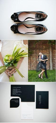 Wedding Invitations: Just Paper and Tea