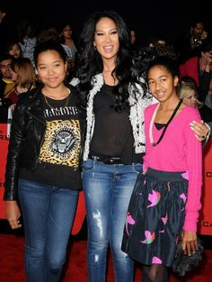 Kimora Lee Simmons - 'The Hunger Games: Catching Fire' Premieres in LA