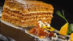Испанский медовик: рецепт.Еда и напитки - - recepty-blyud.vilingstore.net