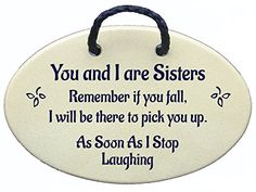 Sister Gift – You and I Are Sisters,…