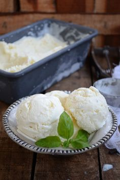 Whisk Affair: Vanilla Bean Ice Cream