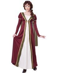 Medieval Dress, Renaissance Costume,