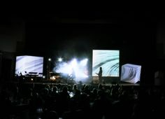 Stage and set design, projection mapping and live VJ work during the 2011 Covenant Awards show. A project in collaboration with Fabric Creative