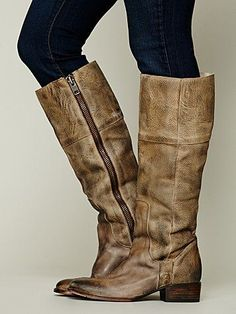 Free People Wrangler Tall Boot