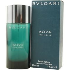 Launched by the design house of Bvlgari in 2005, BVLGARI AQUA by Bvlgari for Men posesses a blend of: amber, santolina, petit grain, posidonia, and mandarin. It is recommended for casual wear.
