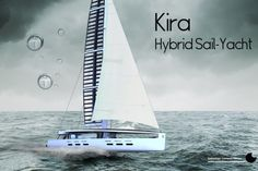 3D-Printed Sailboat Powered by Solar Energy