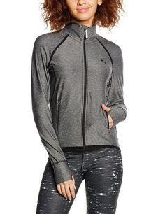 PUMA Damen Jacke Powershape Jacket, Black, XS, 513997 01: Amazon.de: Bekleidung Sports Tops, Puma, Athletic, Black, Fashion, Clothing, Jackets, Moda, Athlete