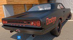 1968 Dodge Coronet R/T by SamCurry.deviantart.com on @deviantART