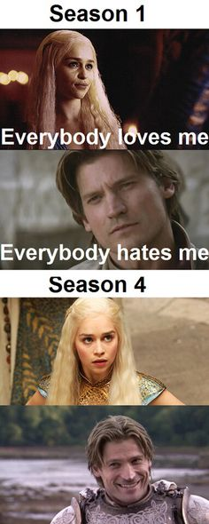 NOT TRUE. I still love Dany!