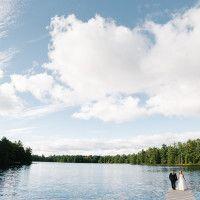 Killarney Lodge Wedding - Algonquin Park Canada - Rowell Photography