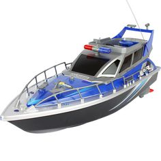 1 Piece Luxury Motorboat High-Speed Electric Remote Control RC Boat Water Motorboat Remote Control Ship Models