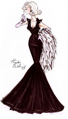 'Lace Affair' by Hayden Williams by Fashion_Luva, via Flickr