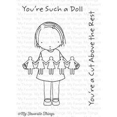 Pure Innocence Paper Dolls
