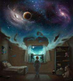Dreams, viajes astrales