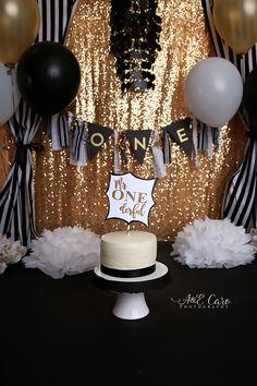 Mr. ONEderful Smash cake session AeCaroPhotography Columbus Georgia Photographer