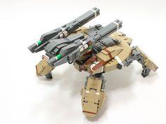 歩行戦車 TS-21 Birdeater LEGOROBO レゴロボ