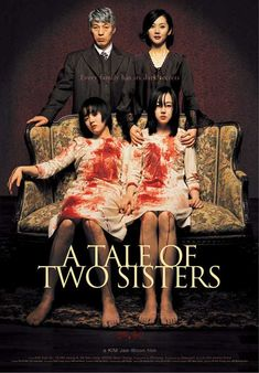 """A Tale of Two Sisters"" AKA ""Janghwa, Hongryeon"" > 2003 > Directed by: Kim Jee-Woon > Horror / Mystery / Drama / Thriller / Psychological Thriller / Family Drama"