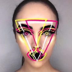 Keziah Joy Saunders ( on Somegram: Makeup Inspo, Makeup Inspiration, Makeup Ideas, Sfx Makeup, Makeup Art, Fall Makeup, Halloween Makeup, Creative Makeup Looks, Character Makeup