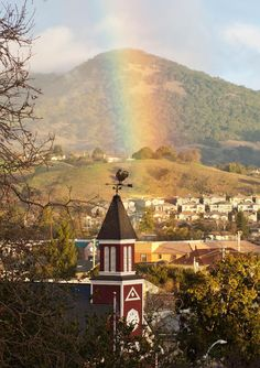 There is no place like home. <3 Pretty shot from Novato, California